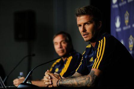 David Beckham 2 (ISIphotos.com)