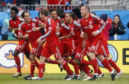 TorontoFCCelebrates (Reuters)