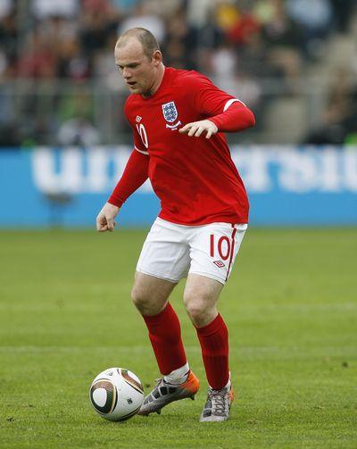 Wayne Rooney (ISIphotos.com)