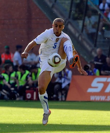 Fabio Cannavaro 1 (Getty Images)