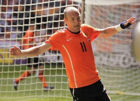 Arjen Robben 1 (Reuters)