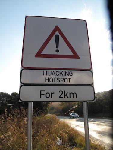 HijackingHotSpotSign