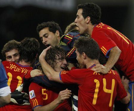 Carles Puyol 1 (Reuters)