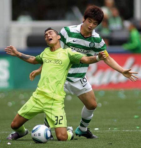 Celtic Seattle 1 (Reuters)