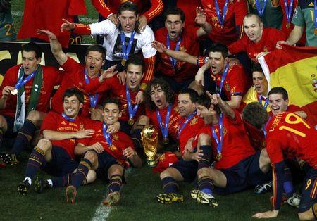 Spain 4 (Reuters)