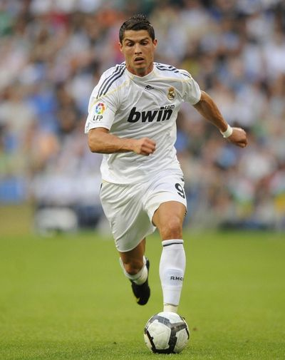 Cristiano Ronaldo 4(Getty Images)