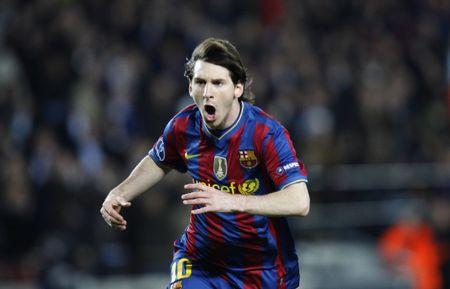 Lionel Messi (ISIphotos.com)