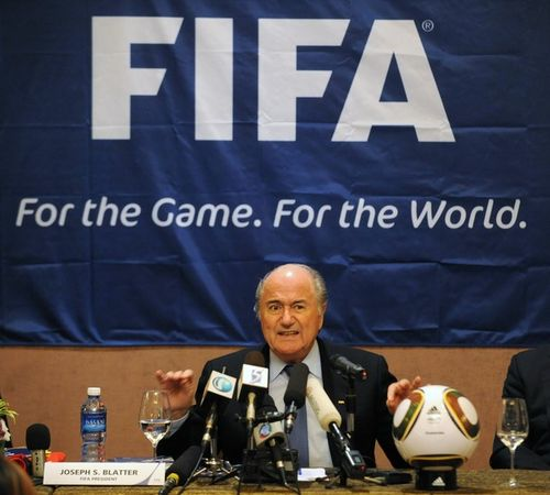 Sepp Blatter (Getty)