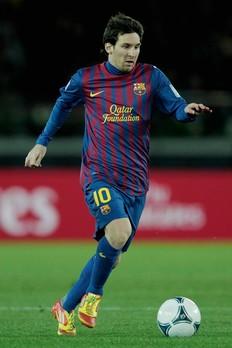 Leo Messi (Getty)