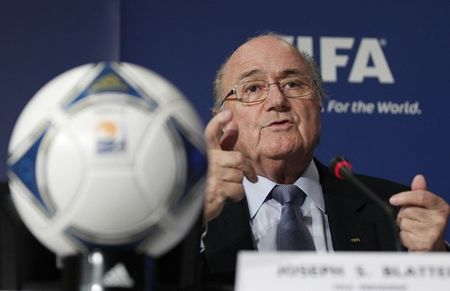 Blatter (Reuters Pictures)