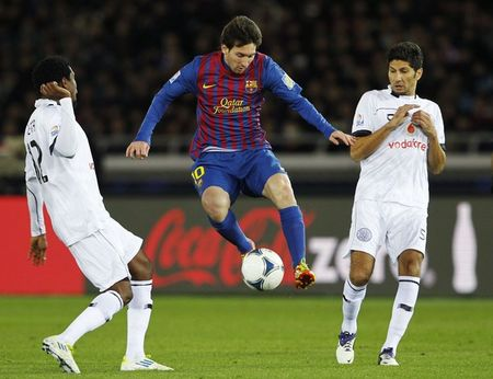 Messi (Reuters Pictures)