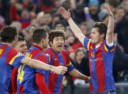 FCBasel (Reuters Pictures)
