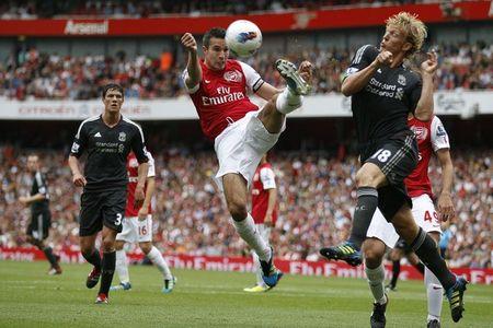 ArsenalLiverpool (Reuters Pictures)