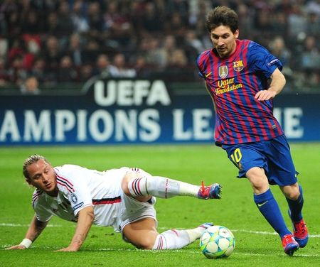 Messi getty