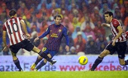 MessiBilbao (Reuters Pictures)