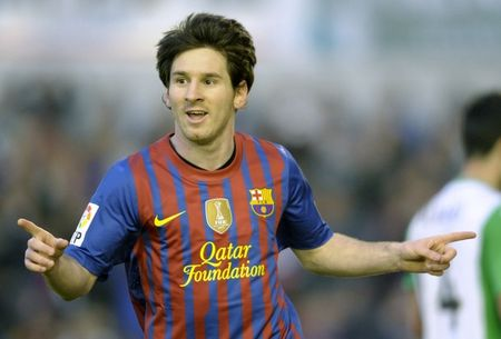Messi getty