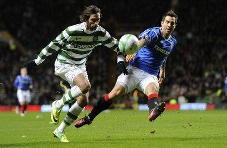 Bocanegra Celtic (Reuters)
