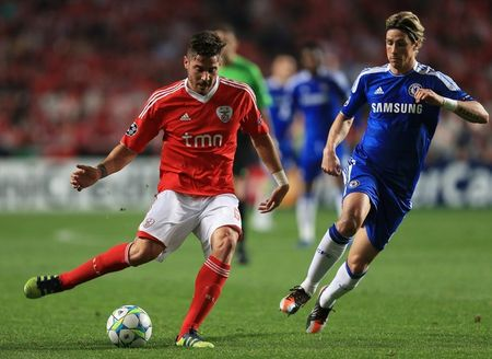 Benfica chelsea getty