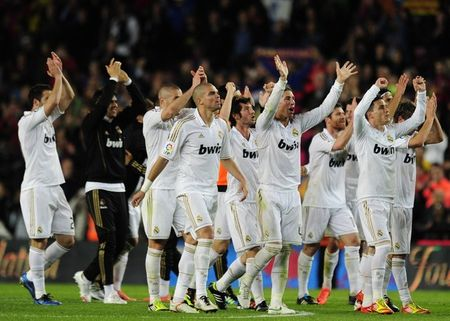 Real madrid getty