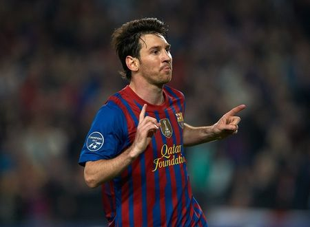 Messi (Getty Images)
