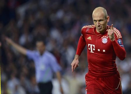 Robben (Reuters Pictures)