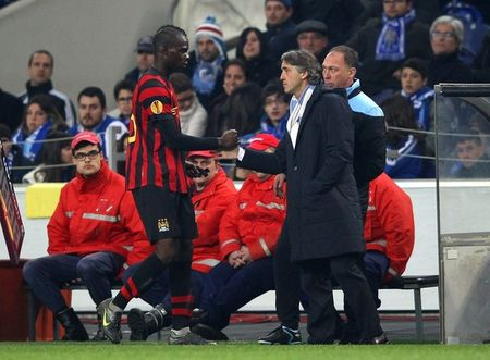BalotelliMancini (Getty Images)