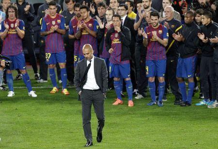 Guardiola (Reuters Pictures)