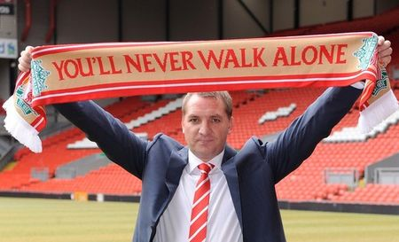 Brendan Rodgers Liverpool (Getty Images)