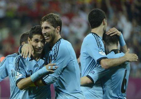 Spain Croatia (Getty Images)