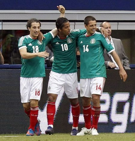 MexicoBrazil (Getty)