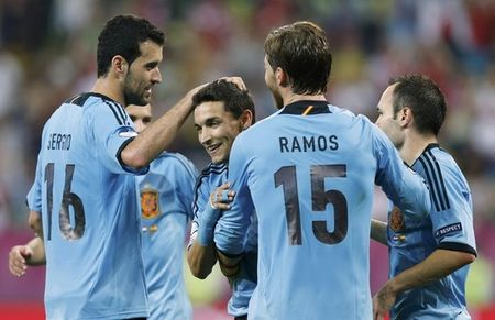 Spain (Reuters Pictures)