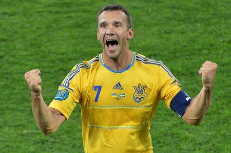 Shevchenko (Getty Images)