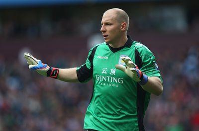 Brad Guzan Aston Villa (Getty Images)