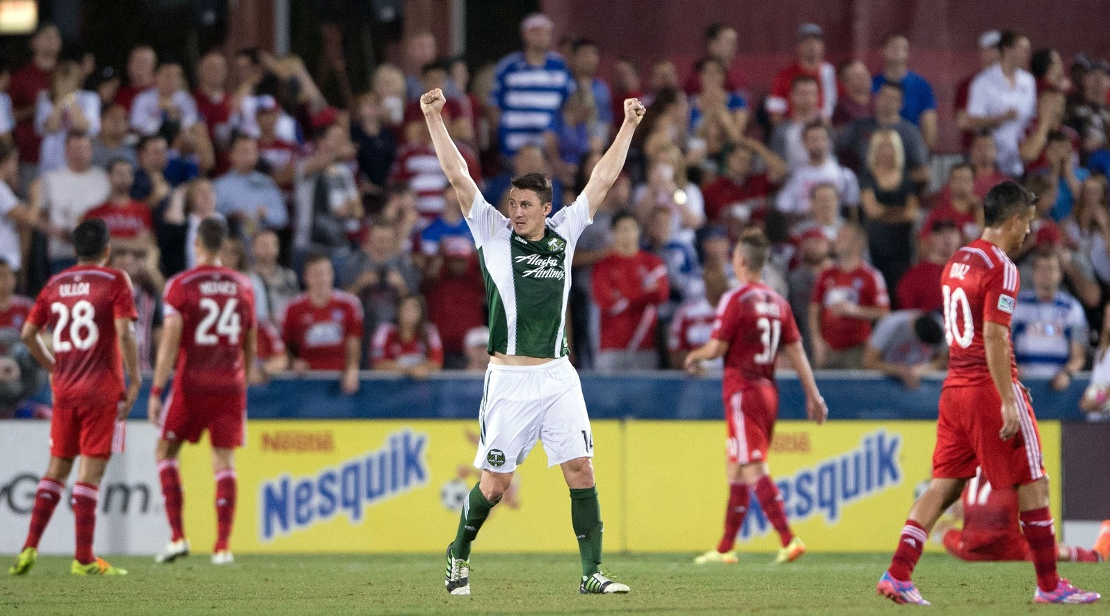 PDX FCD by Jerome Miron USA TODAY