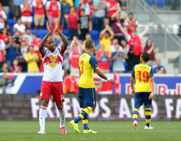 Thierry Henry New York Red Bulls 29