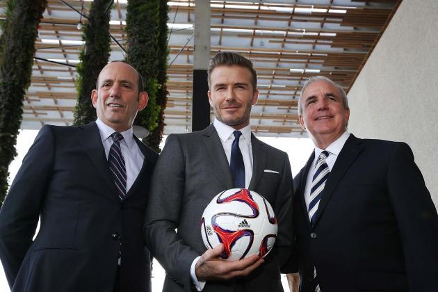 David Beckham Miami