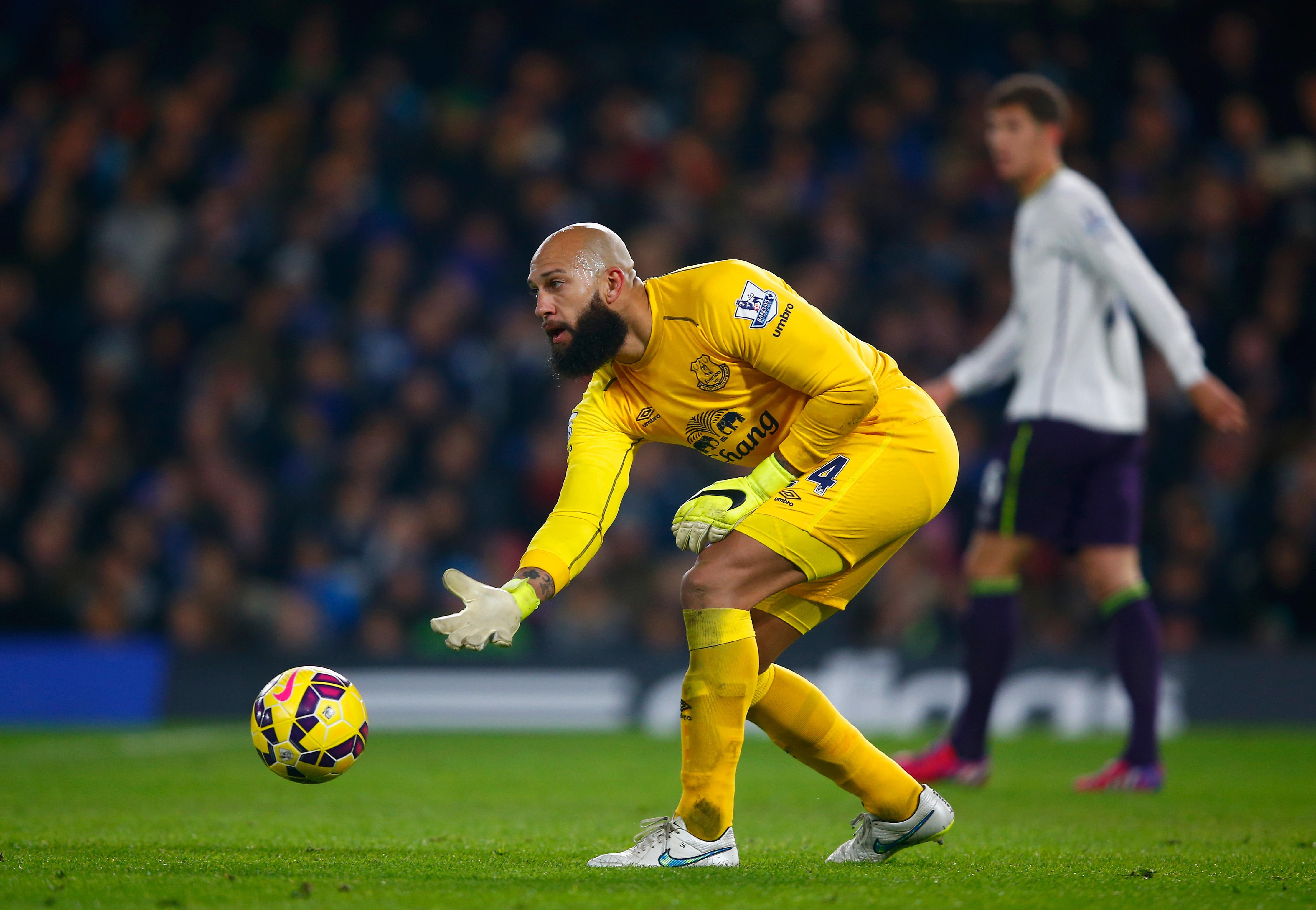 Tim Howard Everton Chelsea (Getty Images)