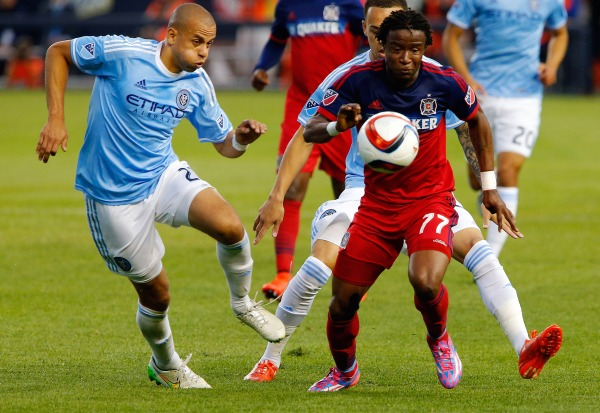Kennedy Igboananike Chicago Fire 42