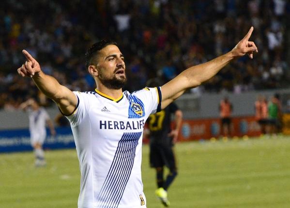 MLS: Philadelphia Union at LA Galaxy