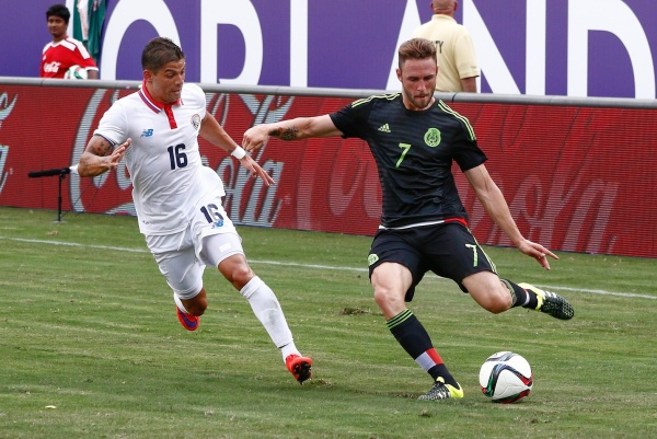 Mexico Costa Rica Gold Cup Preview