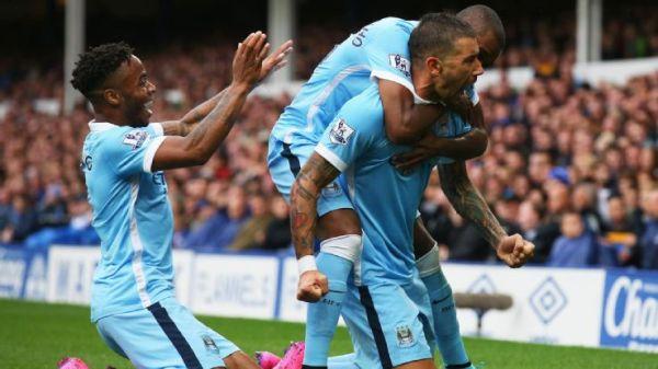 Manchester City FC goal 27