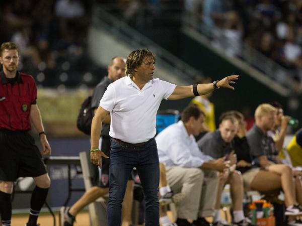 Coach Hoyos