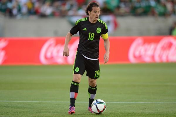 Andres Guardado Mexico 82
