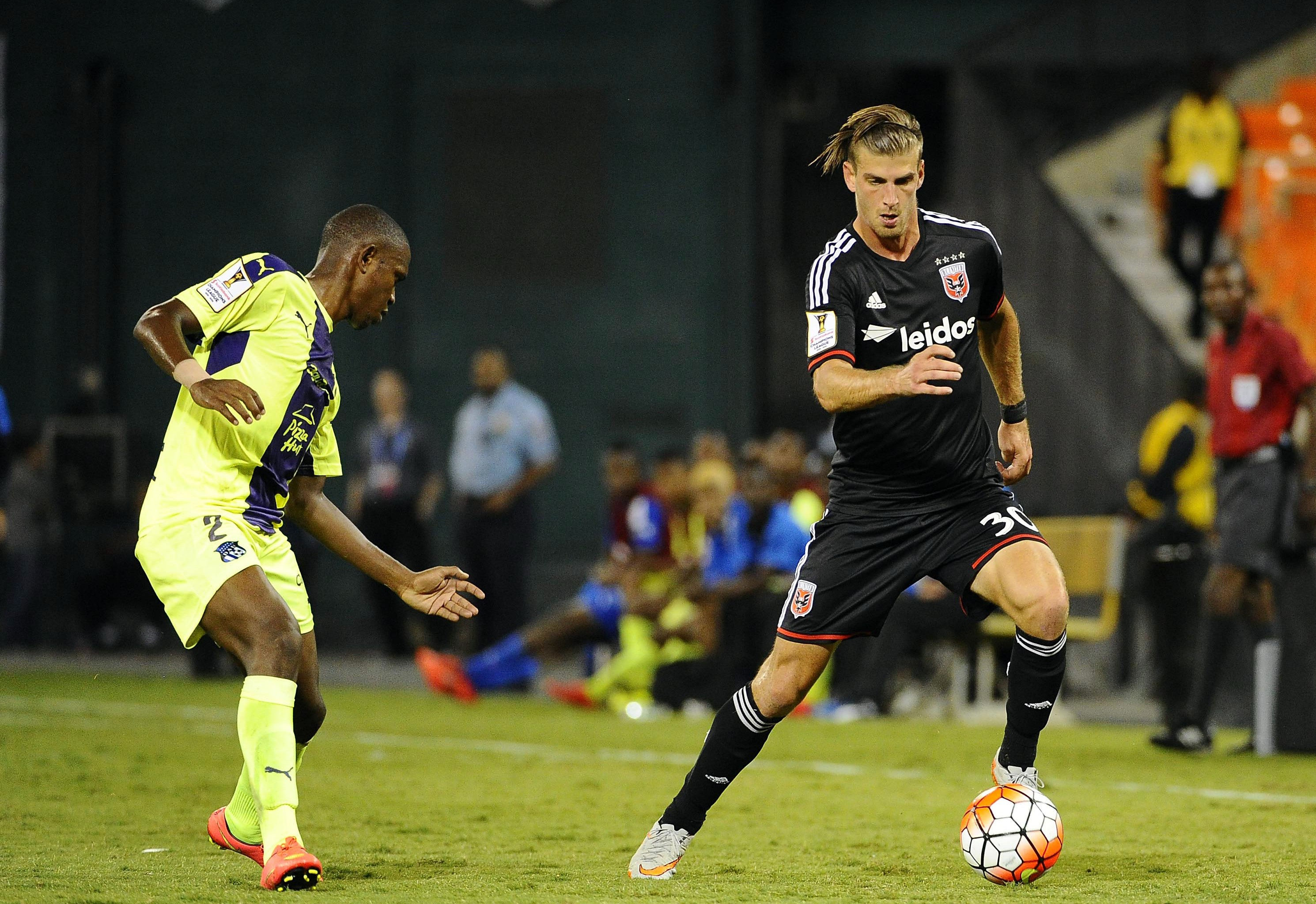MLS: CONCACAF Champions League-Arabe Unido at DC United