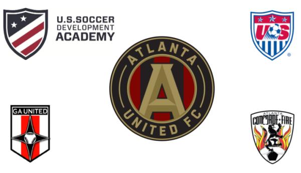 Atlanta United youth Academy Story