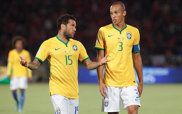 Dani Alves Miranda Brazil 26