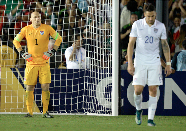 USA Mexico Dejection 2015 (Getty Images)