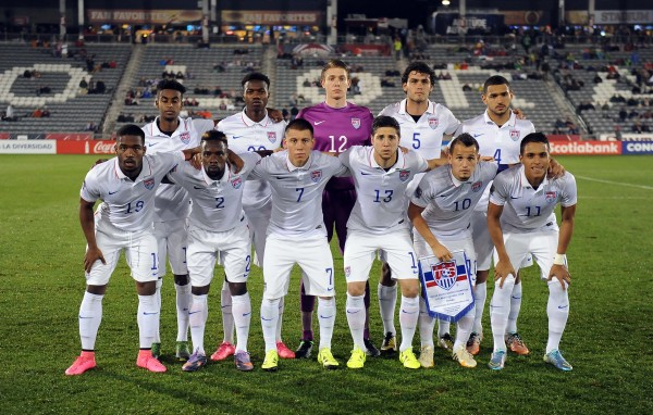 U-23 USMNT lineup vs. Panama Olympic qualifying 28