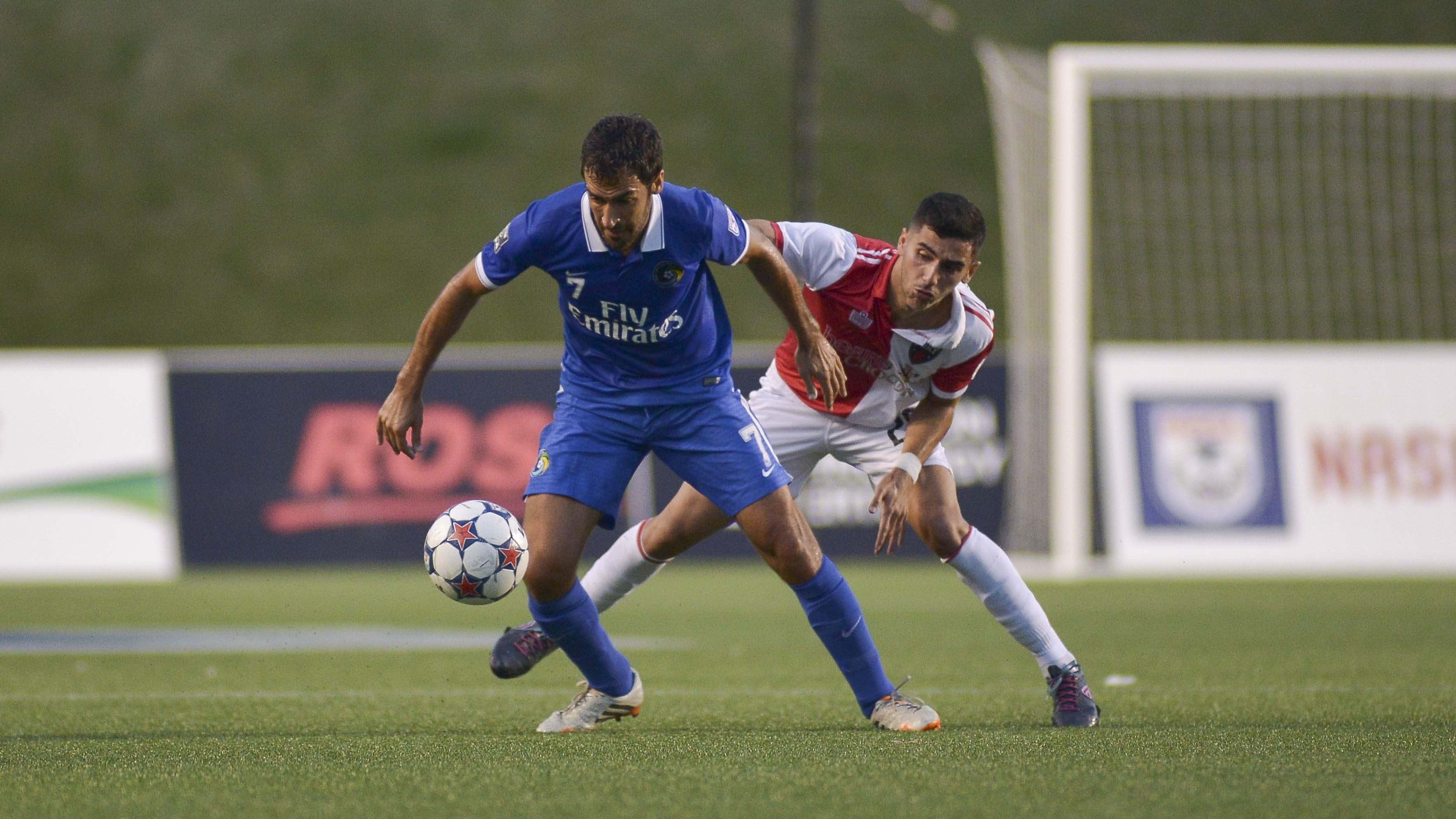 Soccer: NASL New York Cosmos at Ottawa Fury