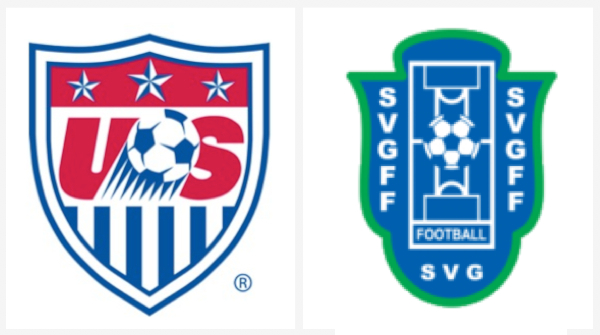 USA St Vincent Logo Panels